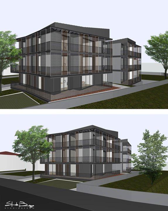 Idee e proposte per un nuovo intervento residenziale