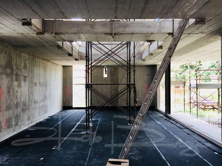 #Workinprogress, Nuovo progetto residenziale