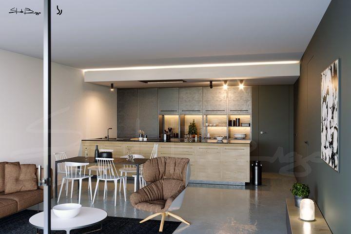 Progetto per un nuovo intervento residenziale a Montegrotto Terme. in collaborazione con Borgo verde…