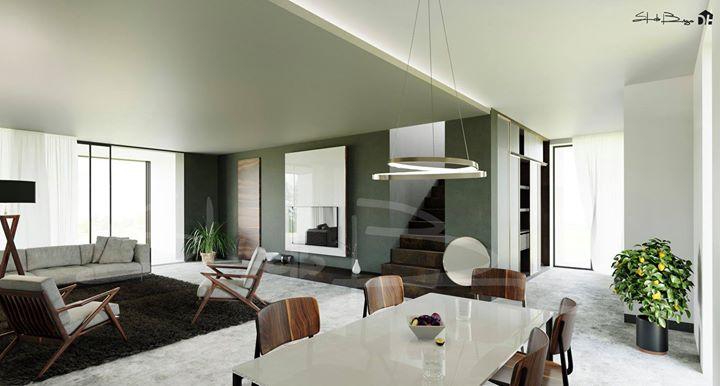 Studio di interni su nuove realizzazioni residenziali di prestigio. In collaborazione con Dream House