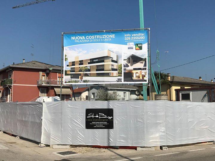 Iniziati i lavori per il nuovo intervento residenziale ad Olmo di Martellago (VE) in…