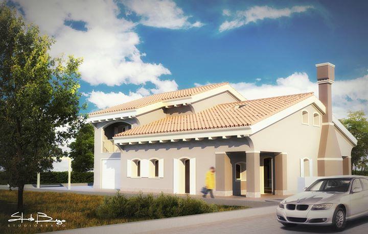 Nuova residenza unifamiliare in provincia di Venezia