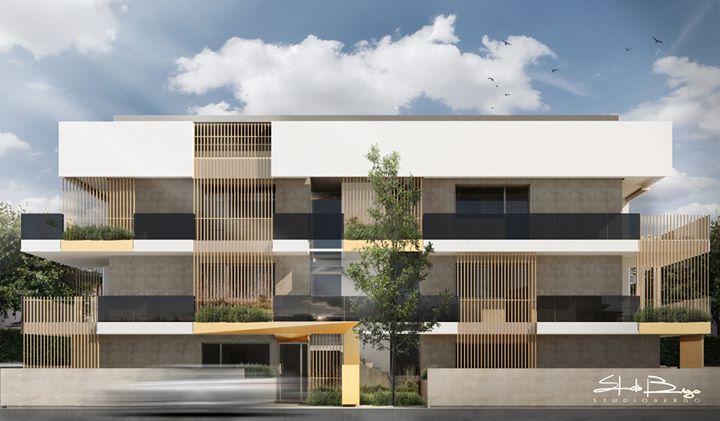 Nuove idee progettuali per un edificio residenziale
