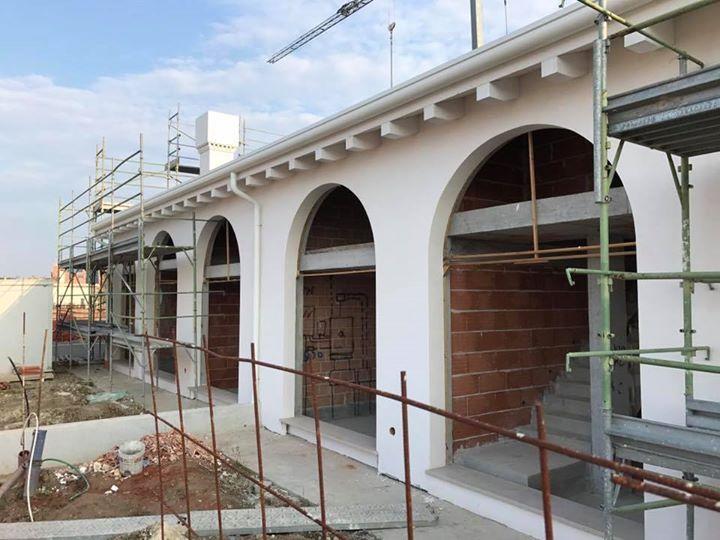 Nuova residenza colli euganei #edificio residenziale bifamiliare #studiobergo #la ricerca dei particolari