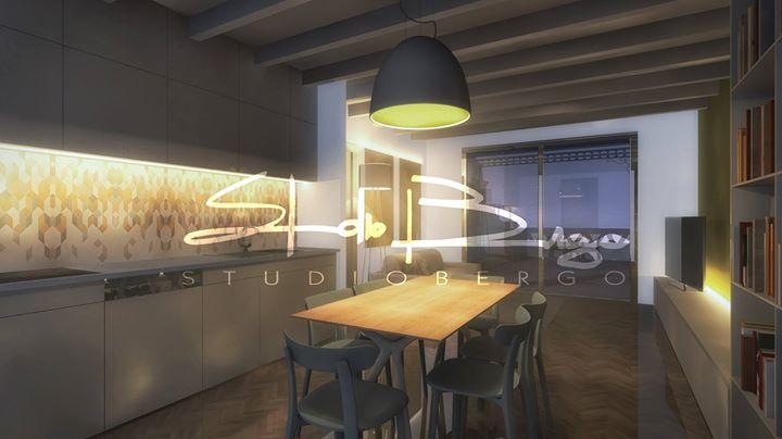 Nuove residenze al mare #render #newproject #mare #studiobergo #interior